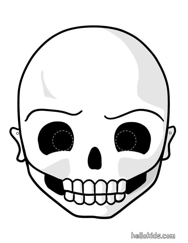 736x951 The Best Skeleton Mask Ideas Skull Mask, Mask
