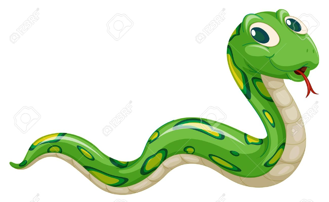 1300x799 Green Snake Clipart, Explore Pictures