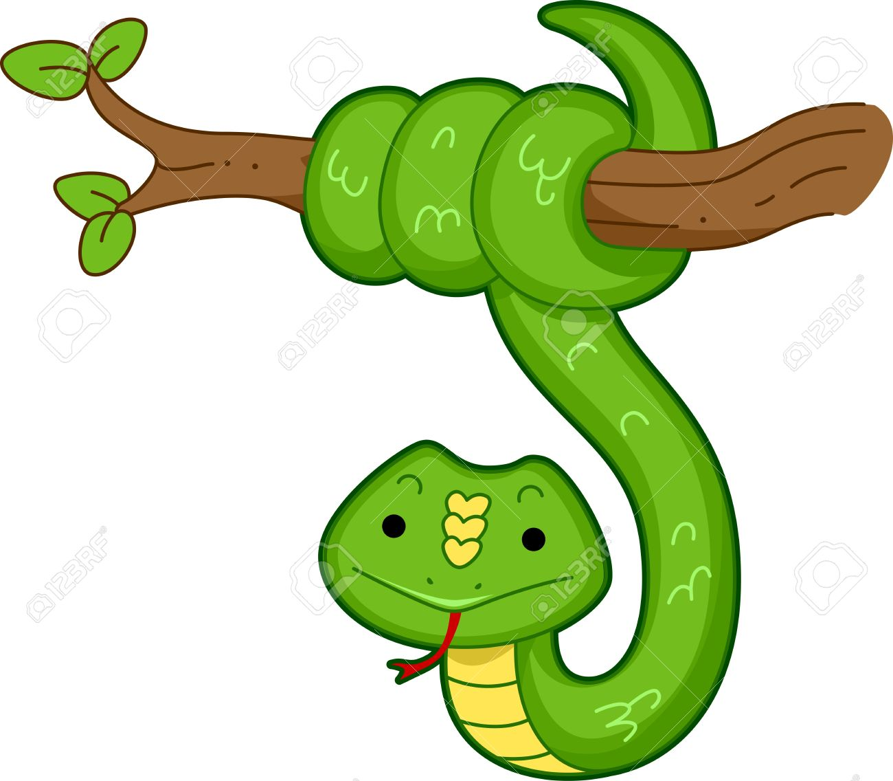 1300x1136 Rainforest Snake Clipart amp Rainforest Snake Clip Art Images