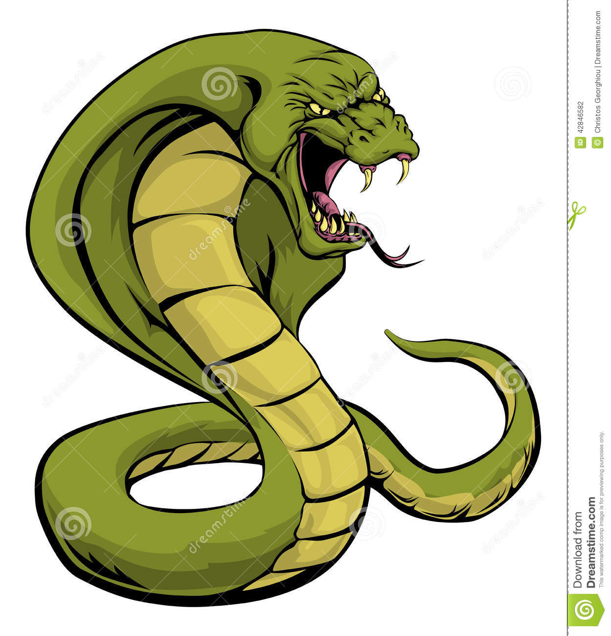 1249x1300 Serpent Clipart Angry Snake