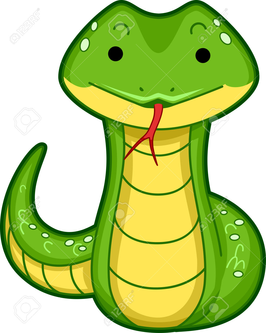 1040x1300 Snake clipart snake tongue