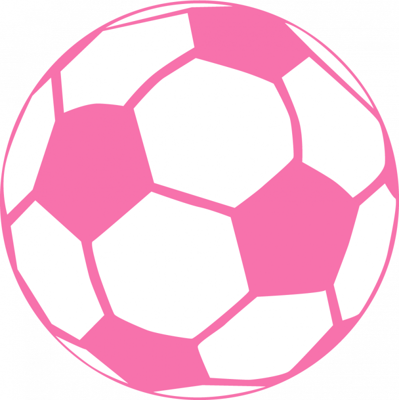 799x800 Pink Soccer Ball Pretty Pink And Pastels Soccer