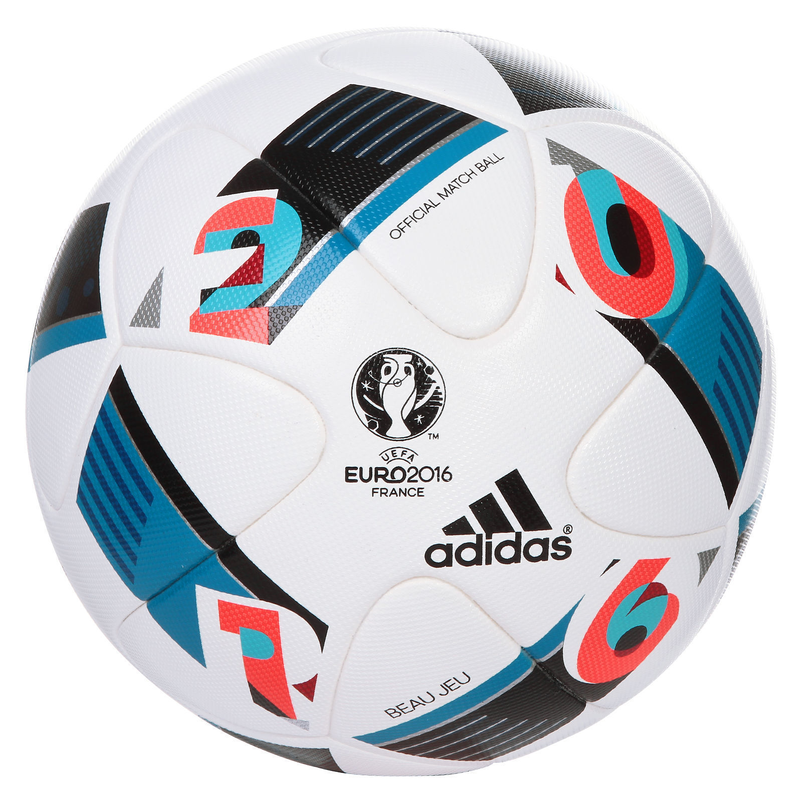 1600x1600 Adidas Euro16 2016 Official Match Soccer Ball Ac5415 Retail Ebay