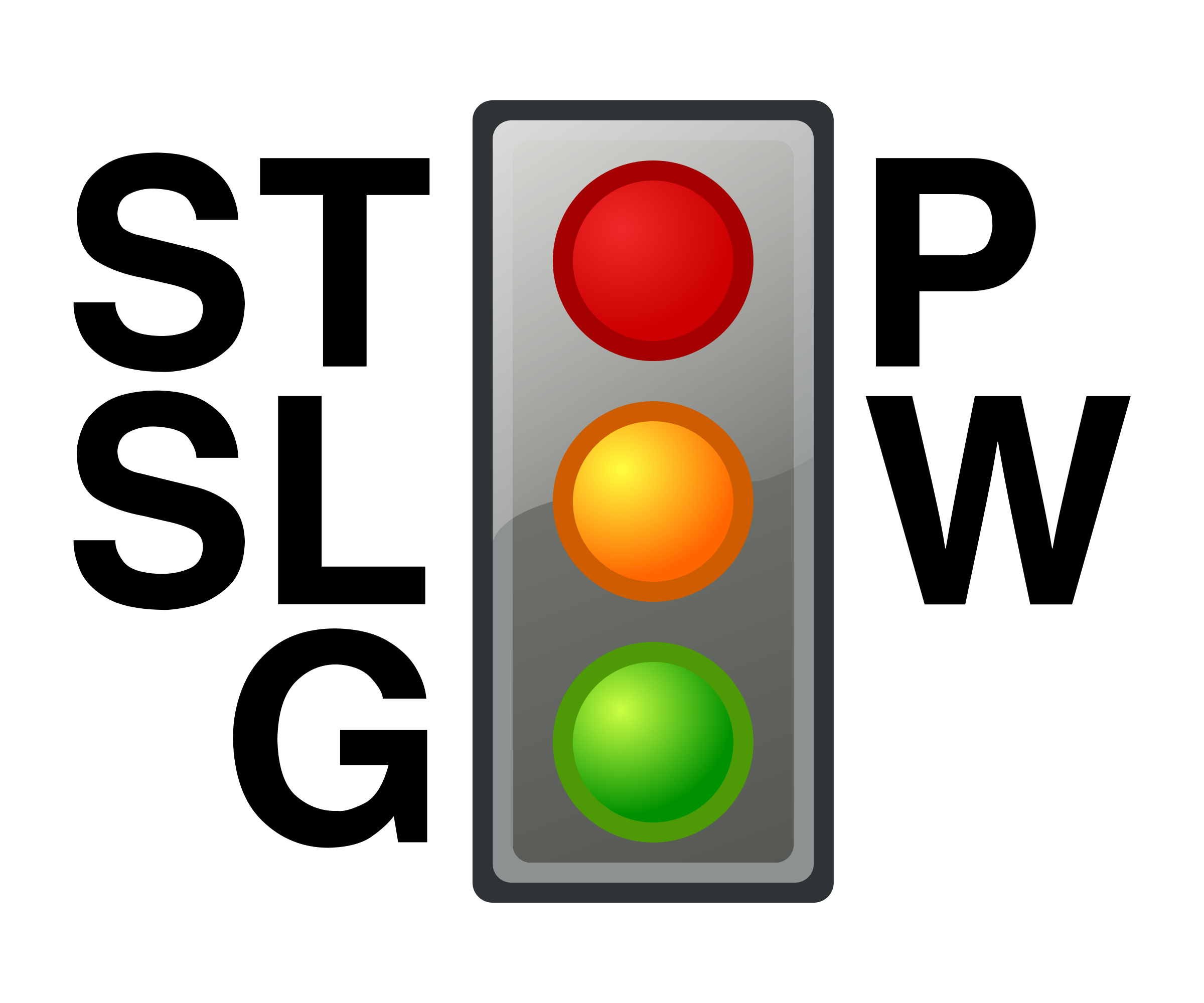 2400x2000 Stop Light Clipart Meaning Of The Traffic Lights Image