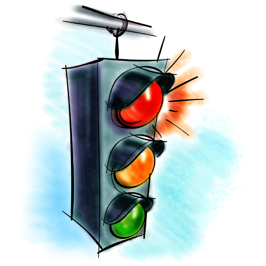 1050x1050 Traffic Light Clip Art Clipart Panda