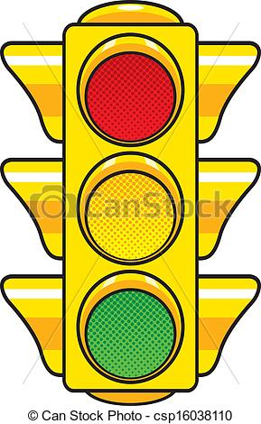 289x470 Traffic Light Clipart Small