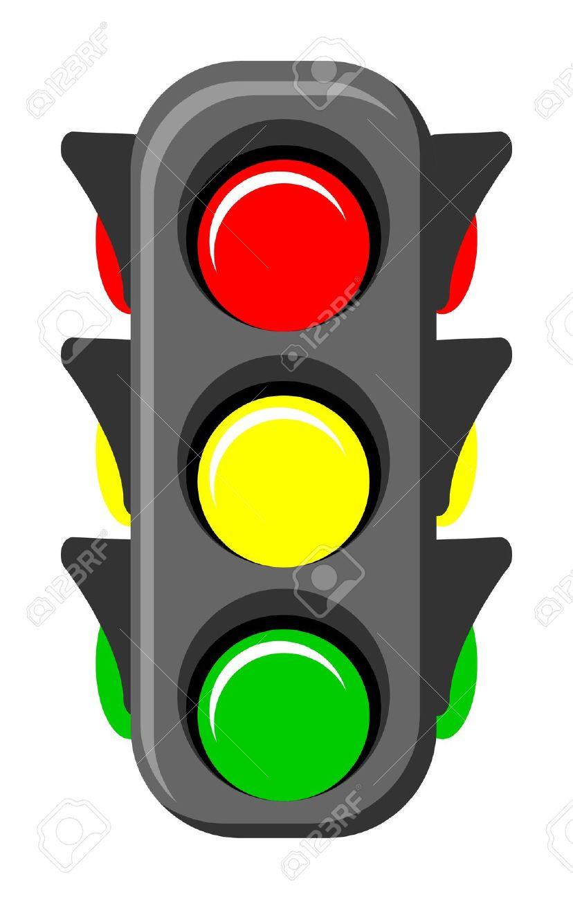 828x1300 Traffic Light Clipart Walk