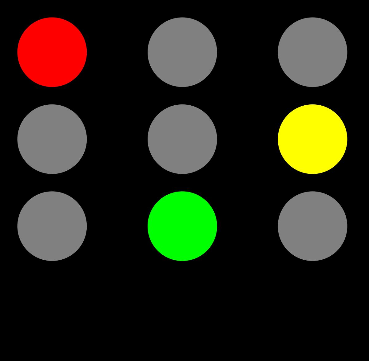 1200x1172 Traffic Light