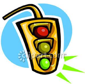 300x296 Stoplight Clipart Traffic Light Clipart