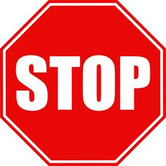 236x236 Stop Sign Clipart Big Image Stop Sign