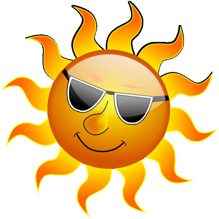 700x700 Sun Clipart Graphics Of Suns