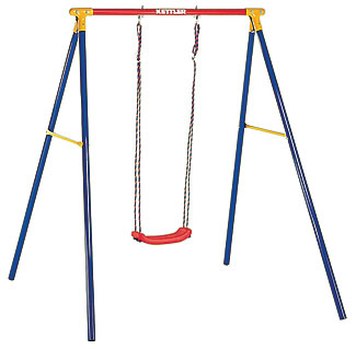325x319 Kettler Outdoor Playground Toyssingle Swing Swing Set Lou'S
