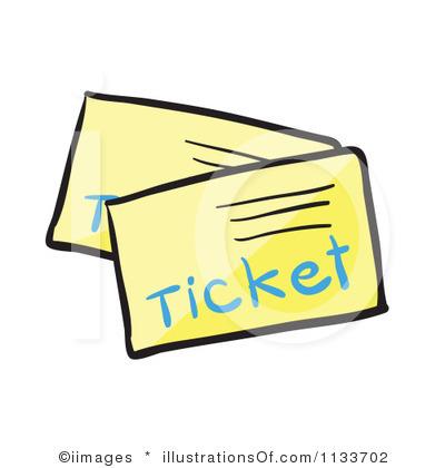 400x420 Generic Ticket Clip Art