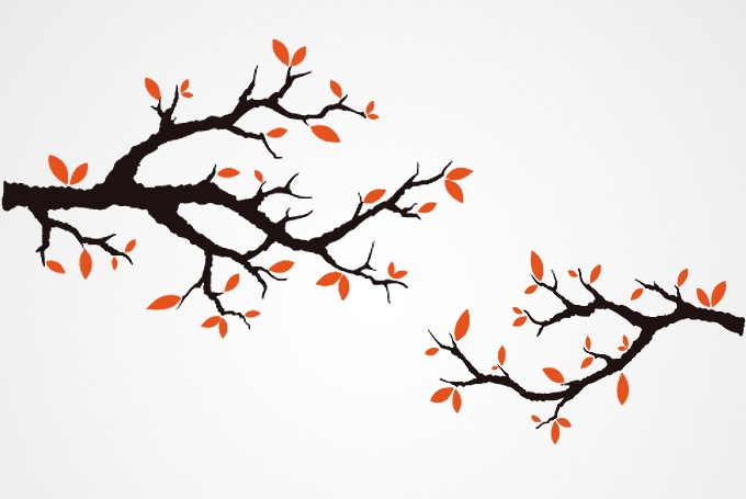 680x455 Tree Branch Silhouette Clip Art Cliparts