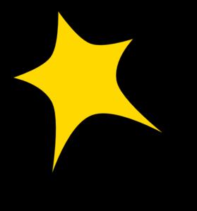 279x299 Yellow Star Clip Art