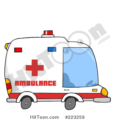450x470 Ambulance Clipart