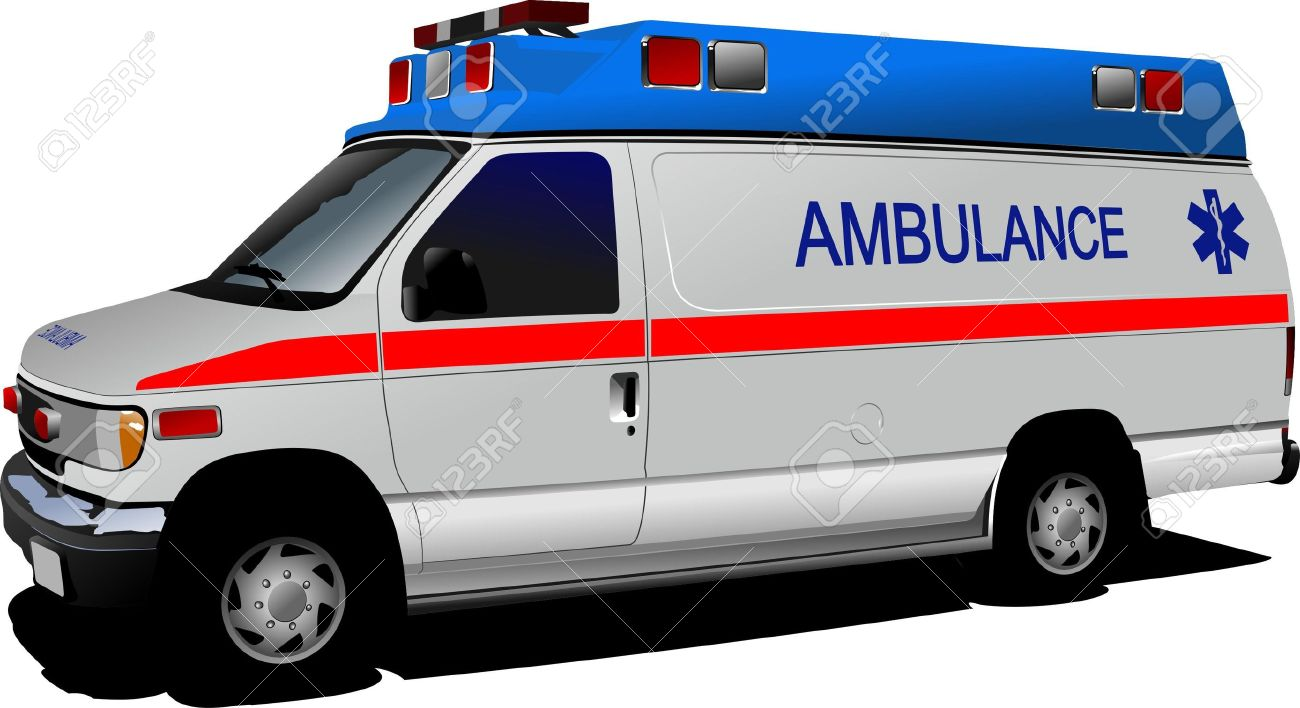 1300x708 Ambulance White Background Images All White Background