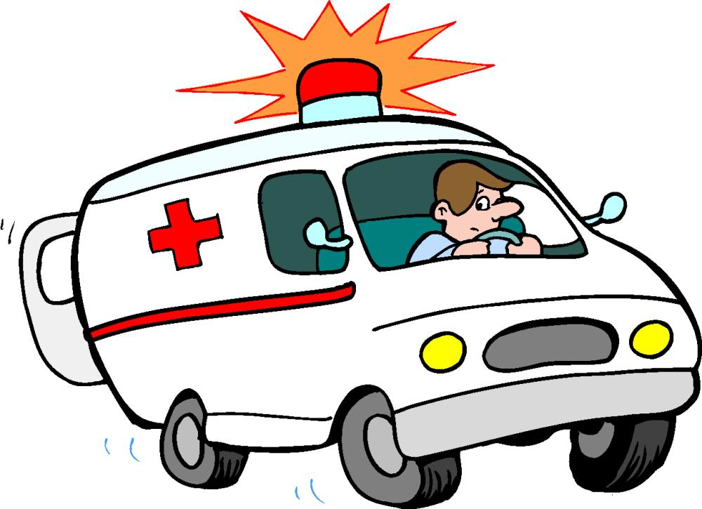 1000x725 Ambulance Clipart Hostted