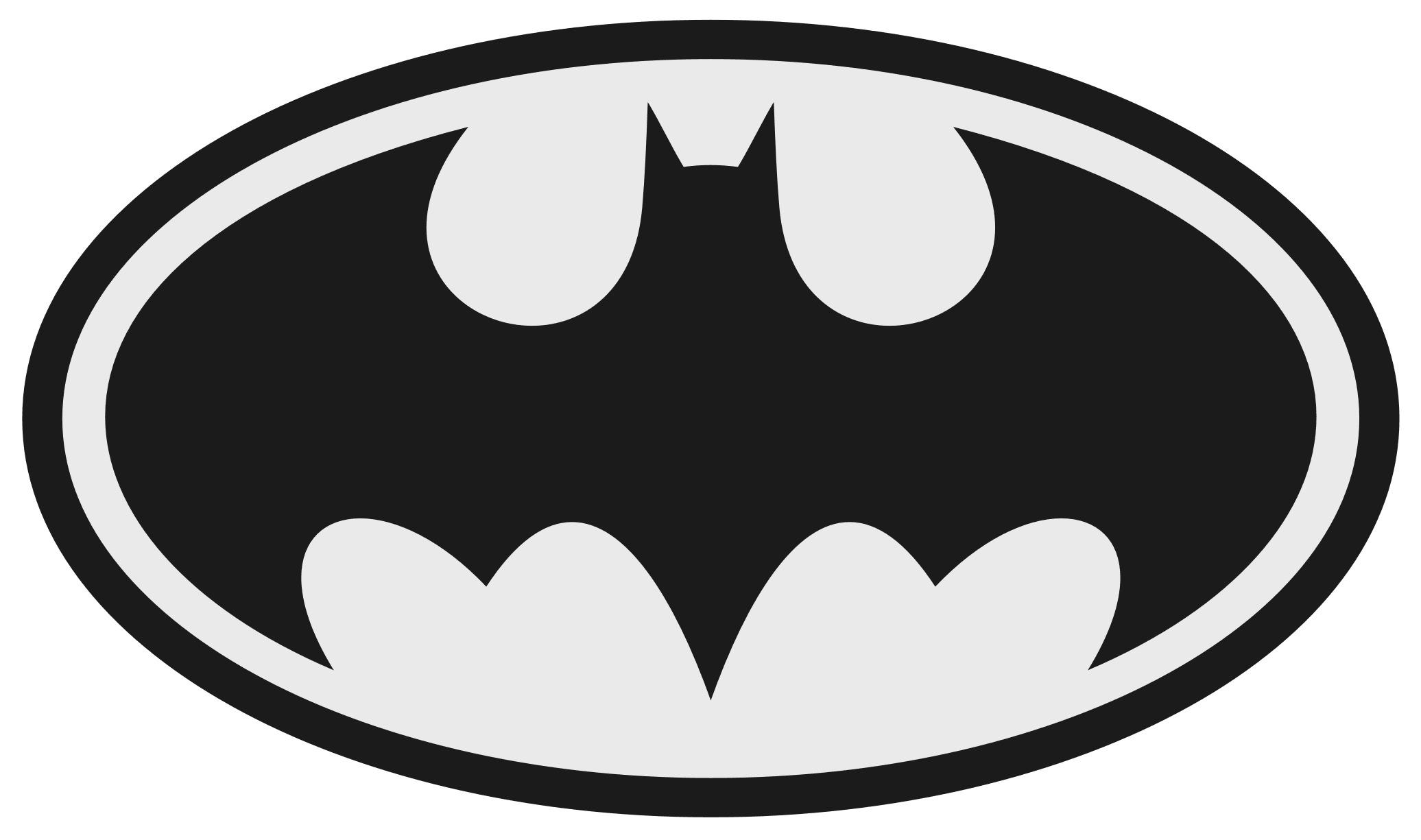 2072x1225 Batgirl Clipart Batman Symbol