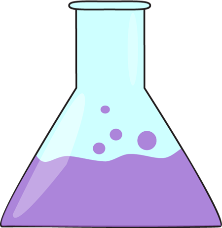 450x462 Bubbling Science Beaker Clip Art Bubbling Science Beaker Vector