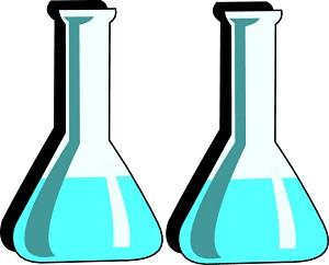 300x242 Chemistry Beaker Line Clipart