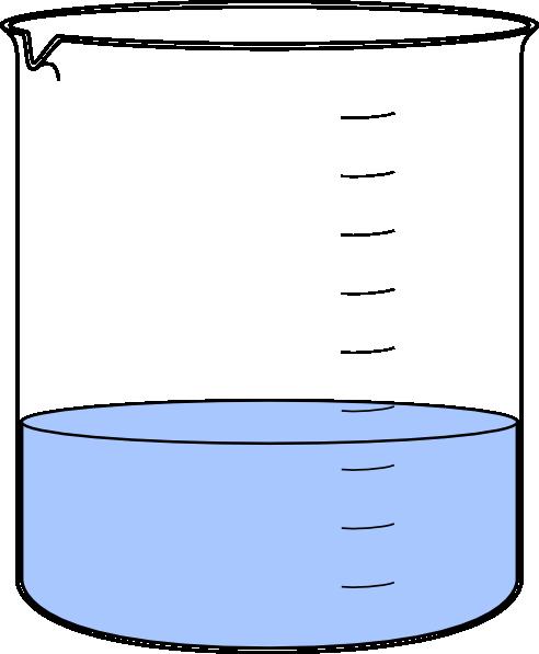 492x597 Image Of Beaker Clipart