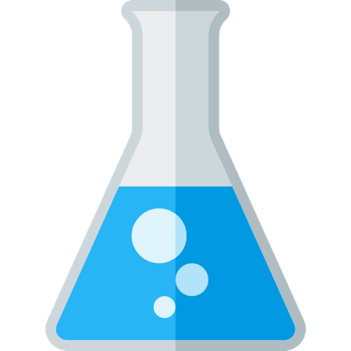 512x512 Science Beaker Clipart Icon Web Icons Png