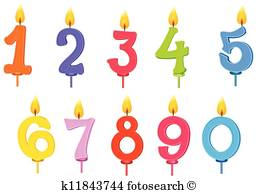 257x194 Birthday Candles Clipart Illustrations. 16,202 Birthday Candles