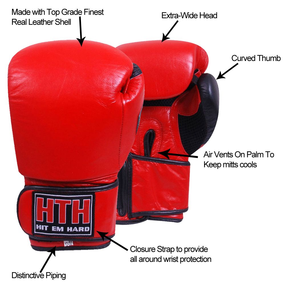 1000x1000 Boxing Gloves And Real Leather Boxing Gloves