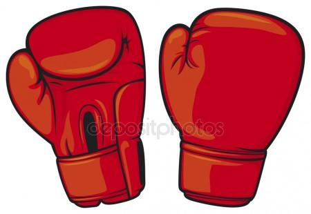 450x310 Boxing Gloves Stock Vectors, Royalty Free Boxing Gloves