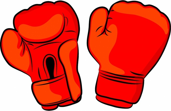 600x391 Boxing Gloves Vector Ing Gloves Free Vector Download 3 Free