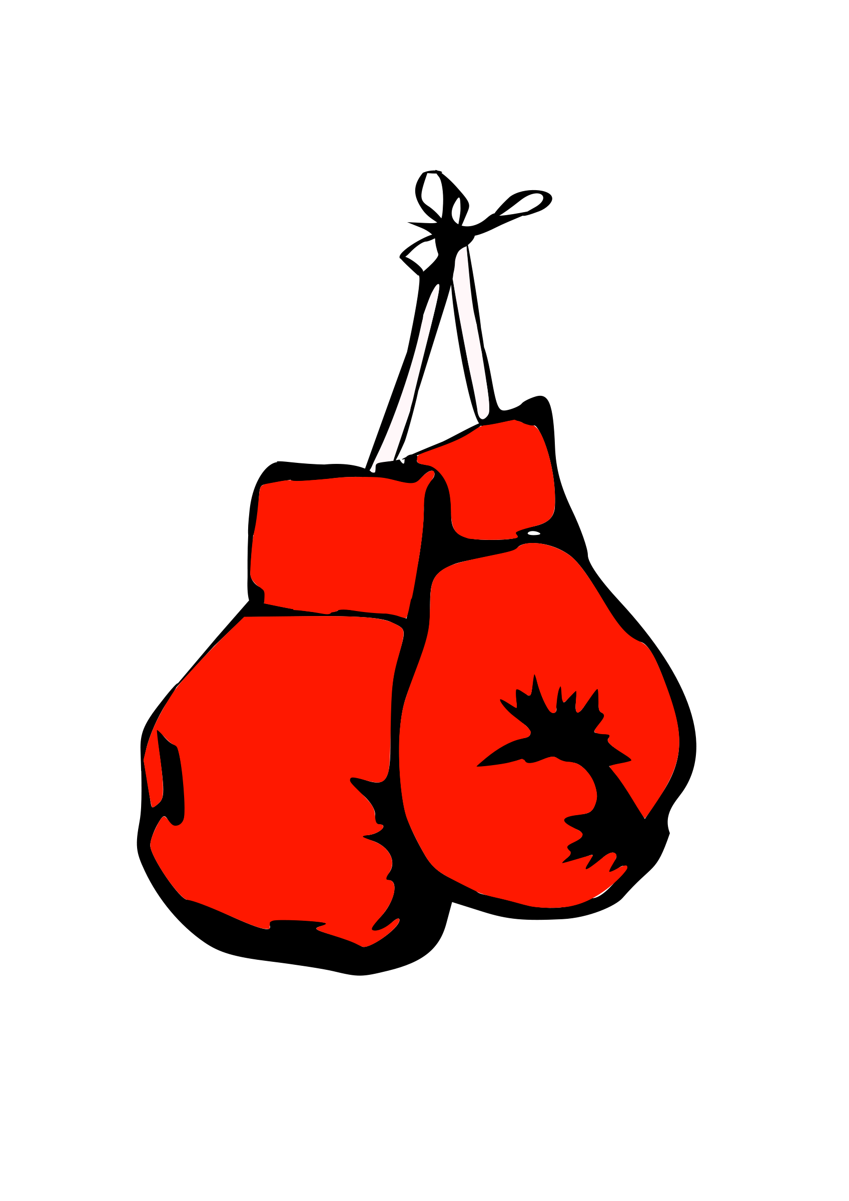 1697x2400 Picture Of Boxing Gloves