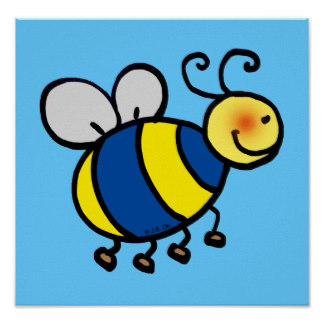 324x324 Blue Bumble Bee Clipart, Free Blue Bumble Bee Clipart