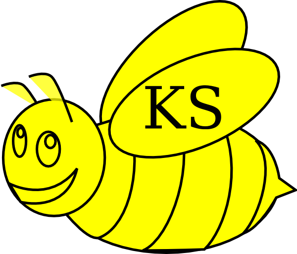 600x513 Bumble Bee Clipart