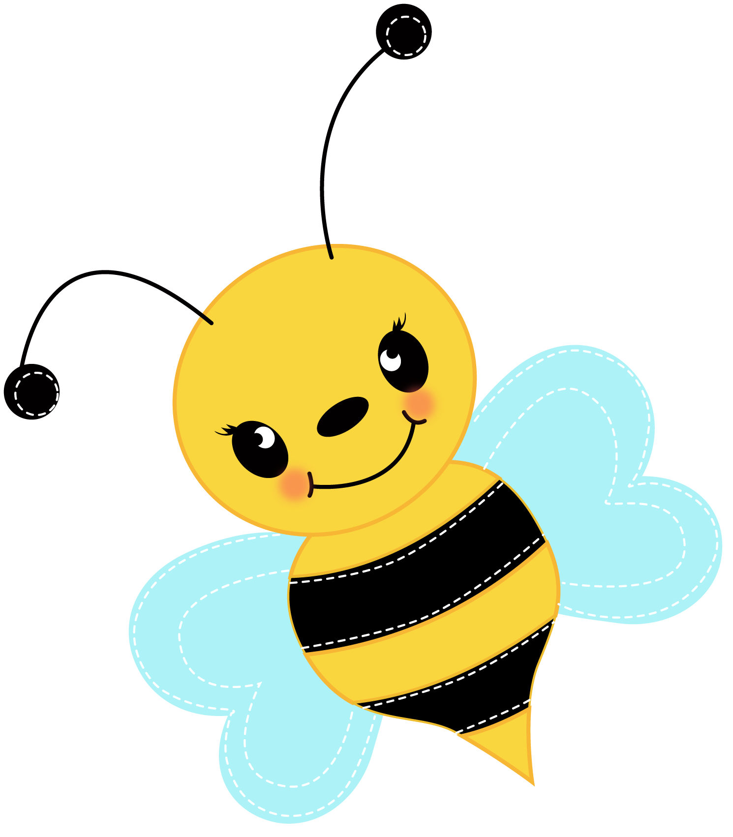 1490x1702 Bumble Bee Busy Clipart Free Images