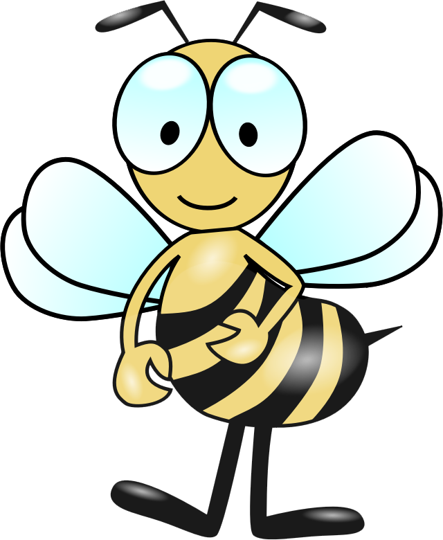 640x780 Bumble Bee Vector Clipart 3 Clipartcow 2