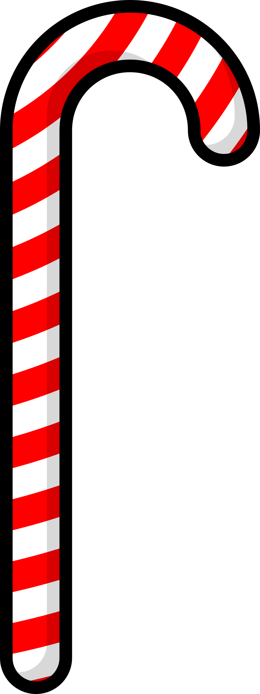 Picture Of Candy Cane   Free download on ClipArtMag