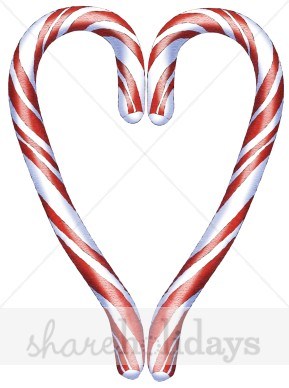 289x388 Candy Cane Heart Clipart Candy Cane Clipart