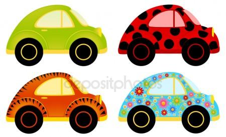 450x274 Cars Cartoon Stock Vectors, Royalty Free Cars Cartoon