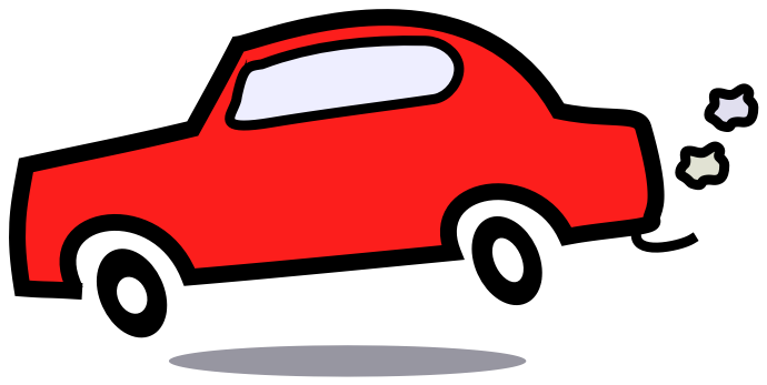 690x347 Cartoon Cars Clipart