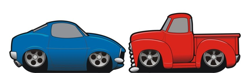 864x252 Cartoon Cars By Atokarski