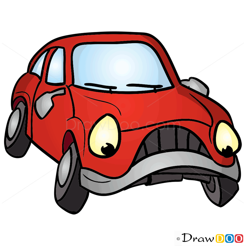 800x800 How To Draw Gloomy Car, Cartoon Cars