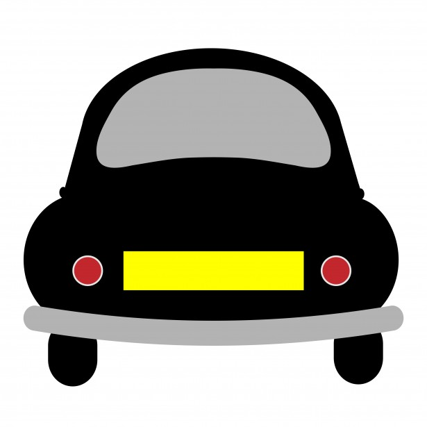 615x615 Free Cartoon Car Clipart