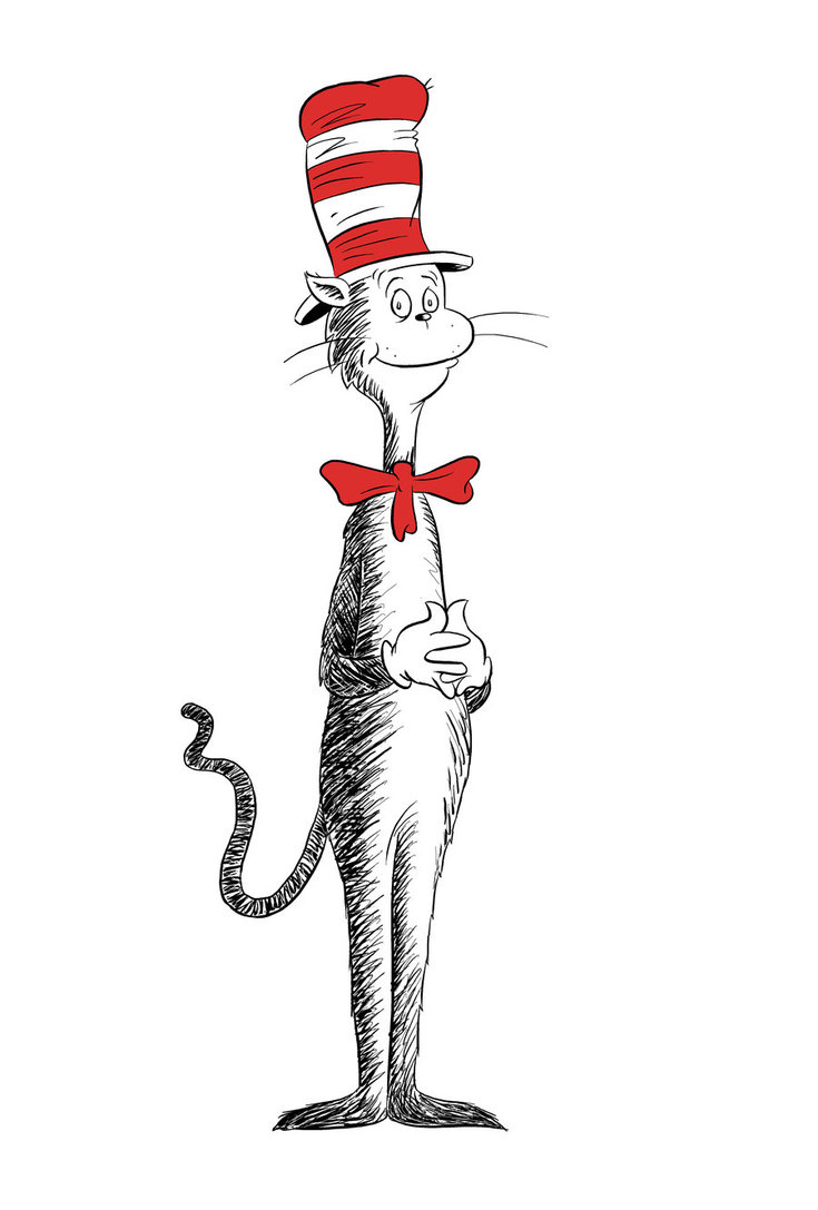 735x1087 Cat In The Hat {Hat} Tutorial Maceylou