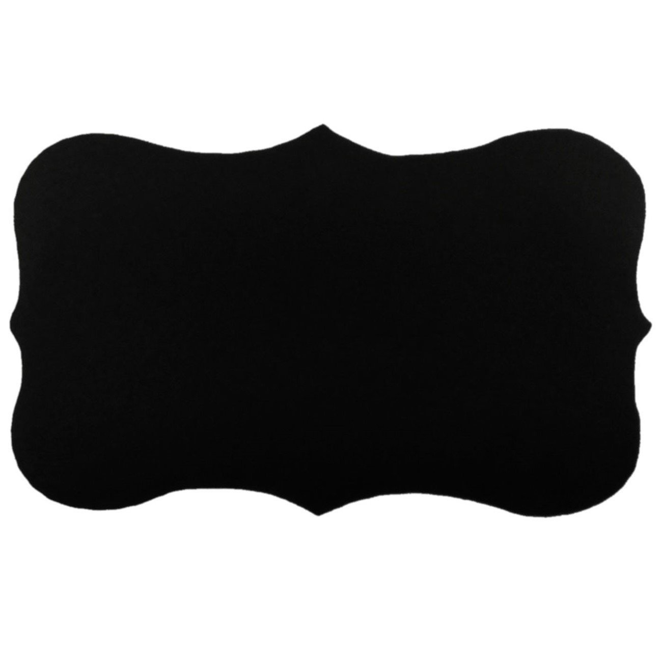 1300x1300 Wrapables Fancy Rectangle Chalkboard Labelschalkboard