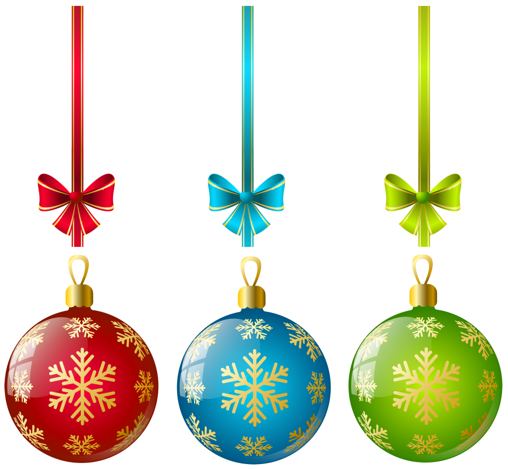 1024x946 Christmas Decor Christmas Tree Ball Decorations Clipart