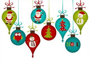 297x197 Free Christmas Decorations Clipart