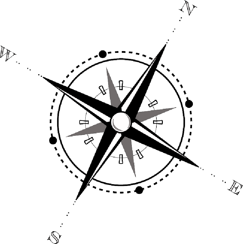 800x803 Compass, Map, Navigation, Wind Rose, Compass Rose