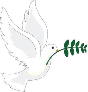 289x300 Drawn Dove Olive Branch Clip Art