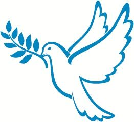 262x239 Peace Dove Clipart Olive Branch